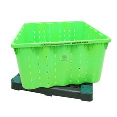 [Plastic Bins]Plastic Bulk Storage Pallet Bin Box, Min. Order: 1 PiecePort:Guangzhou, China Production Capacity:10000sets/Month, Type:Box Pallets,Material: Plastic,Size: 1165X1165X780mm,Load Capacity: 500kgs,Entry Type: 2-Way,Style: Single Face,, Fruit Plastic Box, Heavy Duty Box, Pallet Box, Model NO.: LXJC-006, Insulation: Anti-Static, Trademark: LONGXIANG, Transport Package: Container, Specification: 1165x1165x780mm, Origin: China, HS Code: 3926909000, Pallet Boxes, Plastic Bins, Dongguan, Mold Making, Food Storage, Insulation, Plastic Storage Tubs, Preserving Food, Thermal Insulation