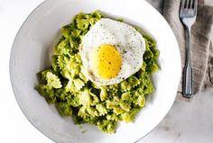 avocado pasta i am a food blog