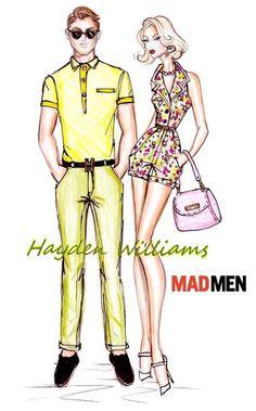 Hayden Williams Mad Men