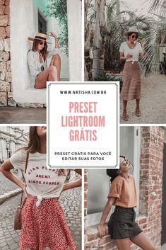 Lightroom Gratis, Presets Do Lightroom, Best Free Lightroom Presets, Lightroom Effects, Lightroom Tutorial, Photography Filters, Afterlight, Foto Pose, Photo Editing