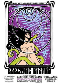 Electric Wizard, Blood Cermony