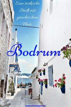 Die Stadt Bodrum gehört zu den wohl schönsten Städten der Türkei. Egal, ob ihr euren Urlaub an der Türkischen Ägäis verbringt oder einen Tagesausflug von der griechischen Insel Kos unternehmt - Ein Ausflug nach Bodrum lohnt sich immer!
