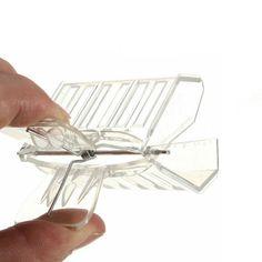 5Pcs Plastic Queen Cage Clip Bee Catcher Beekeeper Beekeeping Tool Equipment TWU (eBay Link)