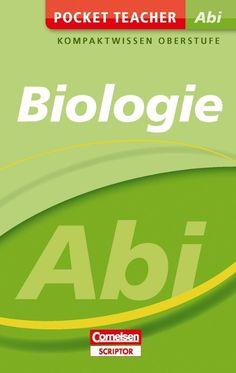 Pocket Teacher Abi Biologie - Walter Kleesattel