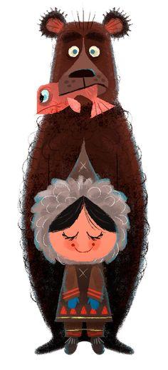 Illustrator: Chris Sasaki