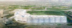 """""""TOP ROOM"""": The Circle at Zurich Airport  CRUZ Y ORTIZ ARQUITECTOS"""