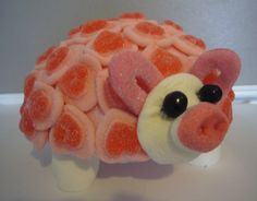 Babe le cochon en bonbons
