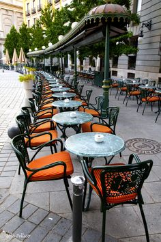 Café de Oriente Madrid - Spain