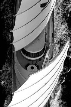 The Maltese Falcon | by Perini Navi