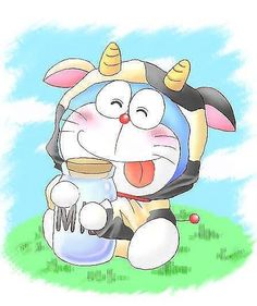 Dora - chan, tuổi thơ của toooi!