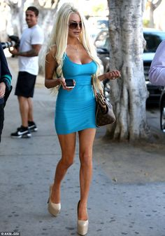 Courtney Stodden - what IS this?