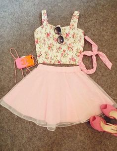 Teen Fashion Cute Dress