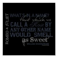 One of the few lines i actually enjoyed reading from Shakespeare