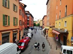 """""""Planet Backpack in Bologna & Emilia Romagna: Conni goes Blogville!"""" by @planet_backpack"""