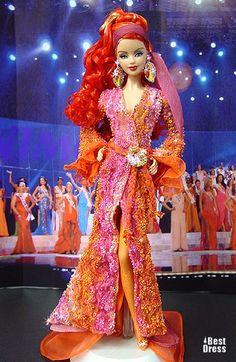 Ninimomo's Barbie. Австралия и Океания. 2009/2010