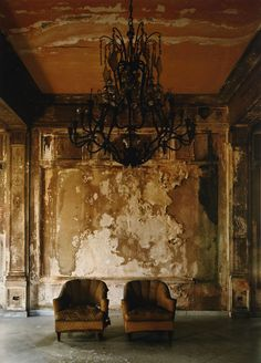 MICHAEL EASTMAN | Isabella's Two Chairs, 1999.