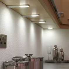 17 best under cabinet and pelmet lighting - kitchens images on ...