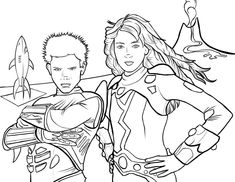 Sharkboy and Lavagirl coloring page I made for my kids when I couldn't find any decent ones online. Feel free to grab it and print it if your kids. Sharkboy And Lavagirl Coloring Page Shark Coloring Pages, Boy Coloring, Coloring Pages For Girls, Coloring For Kids, Coloring Books, Coloring Sheets, Free Printable Coloring Pages, Free Coloring Pages, Moana Coloring