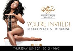 Angela Simmons By indique