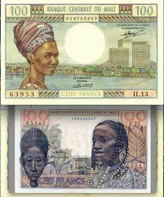 The Mali one looks like a sister I know!