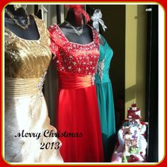 Merry Christmas and Happy New Year from Simply Elegant and A Lasting Impression Tuxedo's.