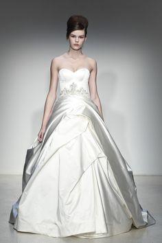 Alba   http://kennethpool.com/dress/alba/ by Amsale