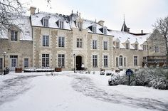 Chateau De Fere - Reims, France