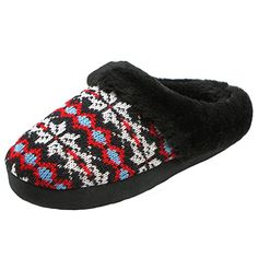 90fec3d647704c HANS ALICE Women Man Winter Plush Bedroom Slippers Warm Indoor Comfortable  Antislip Floor House Slippers L     Awesome product.
