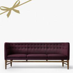 &tradition Mørkerød Mayor AJ5 sofa