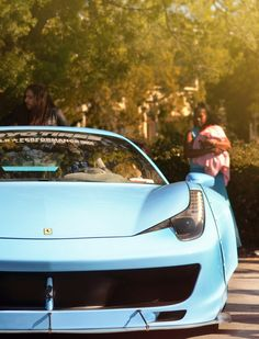 Ferrari 458 by LB Performance