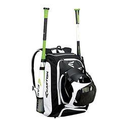 Easton Walk Off Bat Pack Baseball Softball Backpack White New 2017 Sports Collectibles