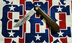Great Eastern Cutlery's farm & field series #71 Bullnose work knife.