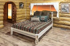 Montana Platform Bed