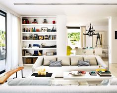 Modern Living Room Interior Design Photos gallery of incredible modern decoration for living room with 25 photos of modern living room interior design ideas Peek A Boo White Living Roomswhite