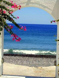 Santorini, Greece Copyright: Gemma Magrans