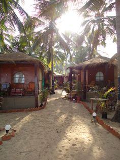 Agonda beach Goa.