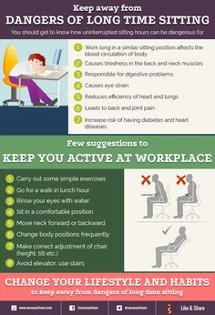 Few suggestions to keep you active at workplace.Change your lifestyle & habits to keep from dangers of long time sitting. Website Design Services, Website Development Company, Ecommerce Web Design, Workplace Safety, Eye Strain, Getting To Know, Health And Wellness, Positivity, Posters