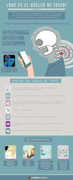¿Qué es el cuello de texto? #salud #estudiantes #umayor: