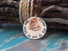 Hey, I found this really awesome Etsy listing at https://www.etsy.com/listing/191172955/hand-stamped-jewelry-inspirational
