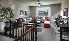 Lennar Las Vegas - New Home Plan - Solana | Sunridge #NewHome #Home #RealEstate #LasVegas #Henderson