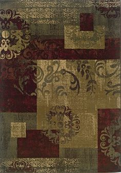 Oriental Weavers Tybee 851U Rugs | Rugs Direct