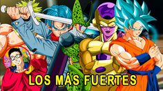 EL EQUIPO SOÑADO DEL UNIVERSO 7 | DRAGON BALL SUPER | JUGANDOR CRITICON