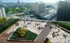 rooftop terraces for office buildings - Google Search