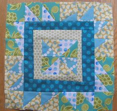 green turquoise block for Carla | Flickr - Photo Sharing!
