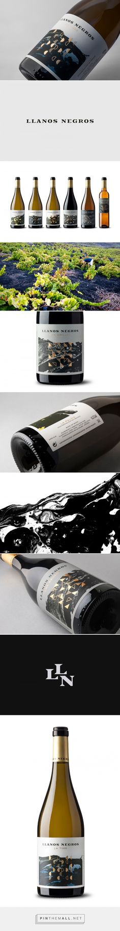 Llanos Negros - Packaging of the World - Creative Package Design Gallery - http://www.packagingoftheworld.com/2016/07/llanos-negros.html