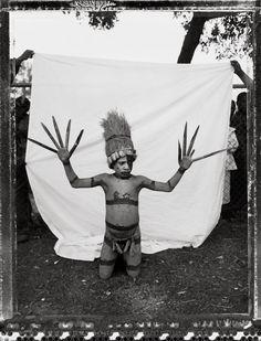 Papouasie Nouvelle-Guinée © Stephen Dupont