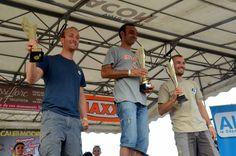 Nicolas Bouvard, Arnaud et Tommy Monin classés meilleur équipage régional.