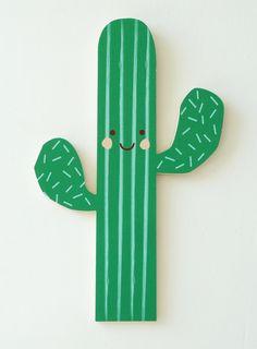 filius feez likes...diy cactus wall hanger // visit www.filiusfeez.com