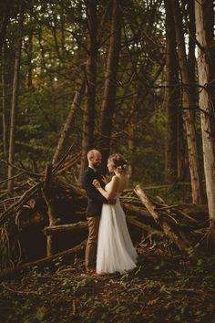 Jennifer & Hugh | By the Lake | ON, Canada