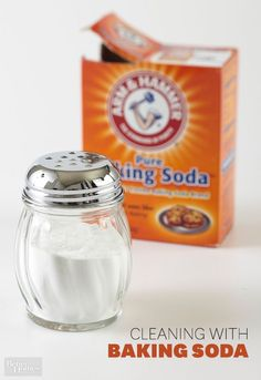 Learn the benefits of cleaning with baking soda. You'll be surprised at all of the amazing cleaning you can do with baking soda and how well it cleans everything in your home. Start making baking soda a must have when you're cleaning your house.